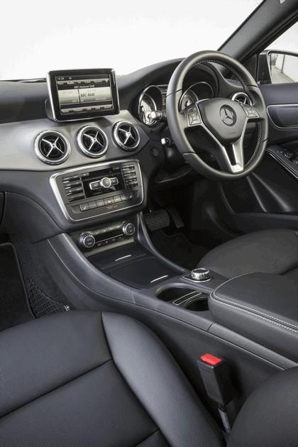 2014 Mercedes-Benz GLA 200 CDI - UK version 40