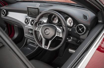 2014 Mercedes-Benz GLA 250 AMG - UK version 42