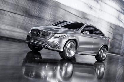 2014 Mercedes-Benz Concept Coupé SUV 1