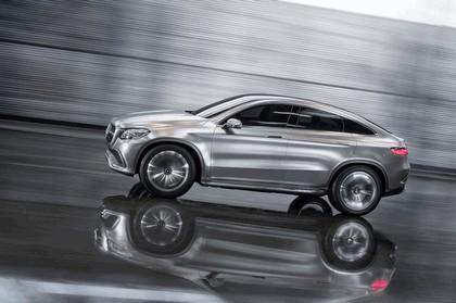 2014 Mercedes-Benz Concept Coupé SUV 2
