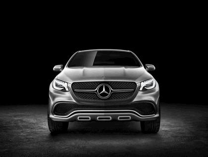 2014 Mercedes-Benz Concept Coupé SUV 11