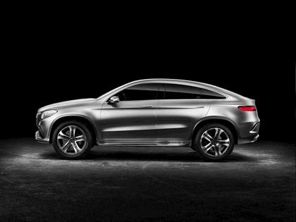 2014 Mercedes-Benz Concept Coupé SUV 14