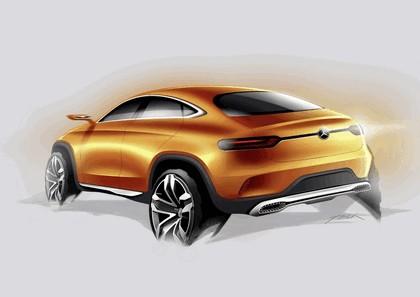 2014 Mercedes-Benz Concept Coupé SUV 17