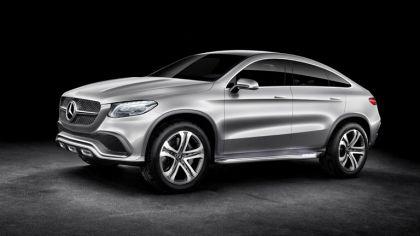 2014 Mercedes-Benz Concept Coupé SUV 7