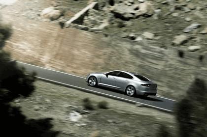 2007 Jaguar XF 2