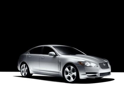 2007 Jaguar XF 34