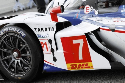 2014 Toyota TS040 Hybrid - on track launch 12
