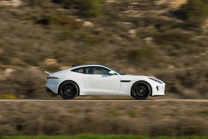 2014 Jaguar F-type coupé V6 S - UK version 7