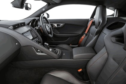 2014 Jaguar F-type coupé V6 S - UK version 13