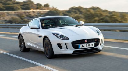 2014 Jaguar F-type coupé V6 S - UK version 6