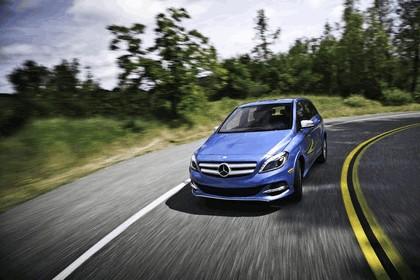 2014 Mercedes-Benz B-klasse Electric Drive 4