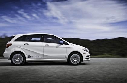 2014 Mercedes-Benz B-klasse Electric Drive 12