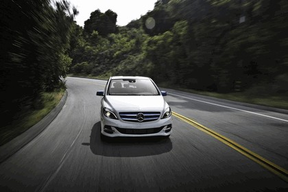 2014 Mercedes-Benz B-klasse Electric Drive 17