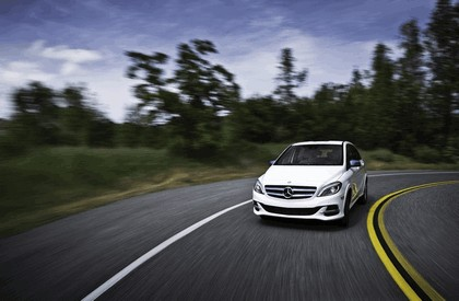 2014 Mercedes-Benz B-klasse Electric Drive 18