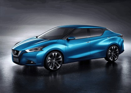 2014 Nissan Lannia concept 1