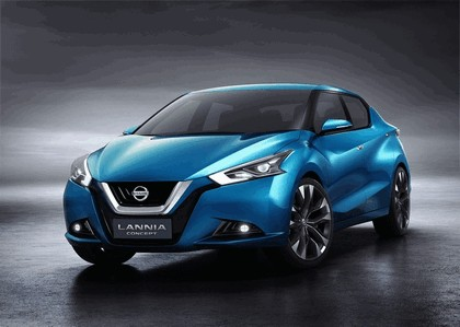 2014 Nissan Lannia concept 2