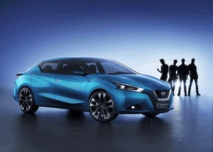2014 Nissan Lannia concept 7