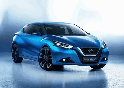 2014 Nissan Lannia concept 8
