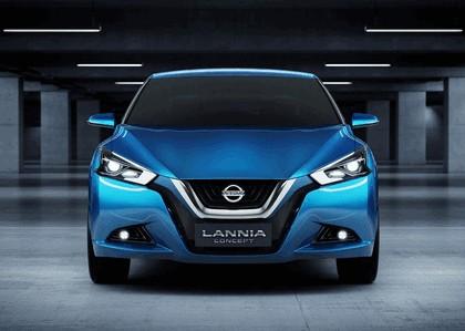 2014 Nissan Lannia concept 12