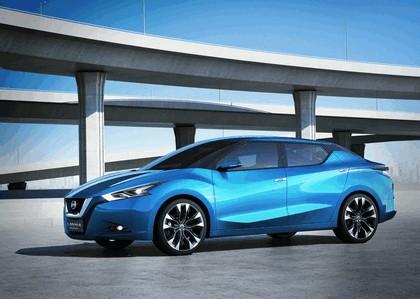 2014 Nissan Lannia concept 13