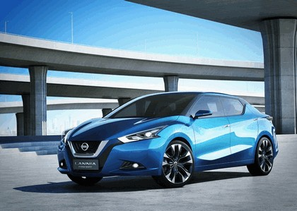 2014 Nissan Lannia concept 14