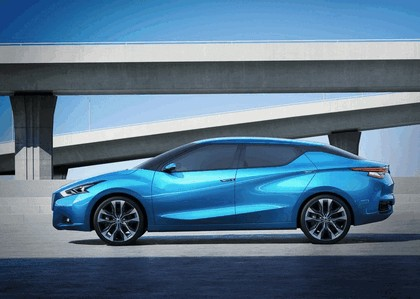 2014 Nissan Lannia concept 15