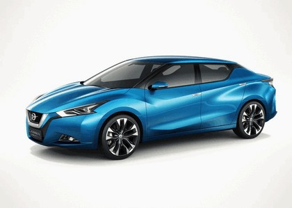 2014 Nissan Lannia concept 18