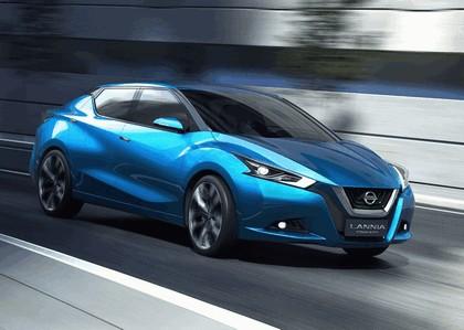 2014 Nissan Lannia concept 21