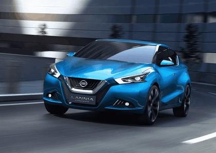 2014 Nissan Lannia concept 22