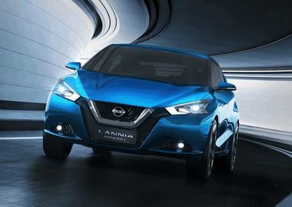 2014 Nissan Lannia concept 23
