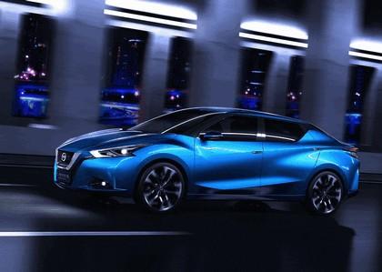 2014 Nissan Lannia concept 25