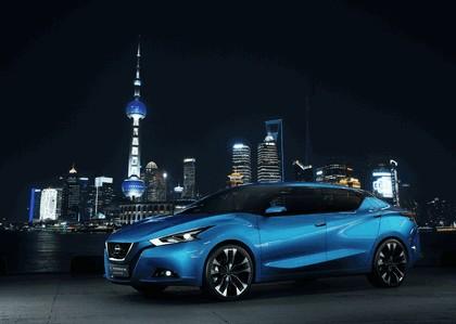 2014 Nissan Lannia concept 30