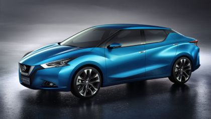 2014 Nissan Lannia concept 5