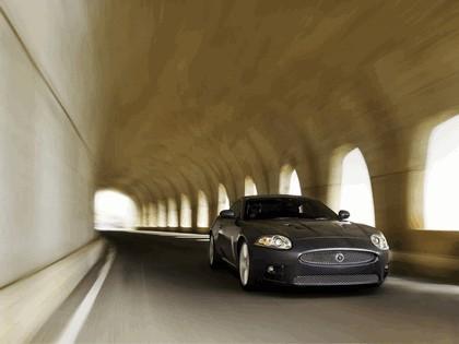 2007 Jaguar XKR 1