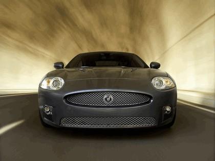 2007 Jaguar XKR 2