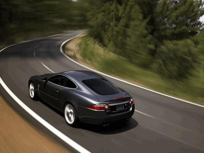 2007 Jaguar XKR 4