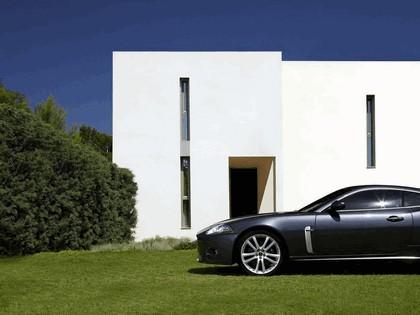 2007 Jaguar XKR 9