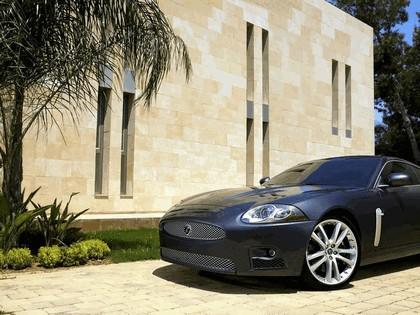 2007 Jaguar XKR 11