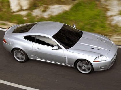 2007 Jaguar XKR 24
