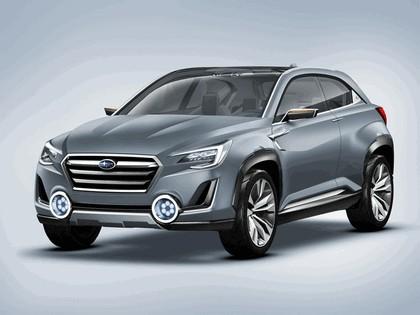 2014 Subaru Viziv 2 concept 1