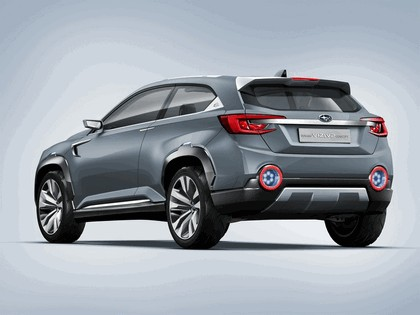 2014 Subaru Viziv 2 concept 3