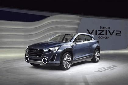 2014 Subaru Viziv 2 concept 13