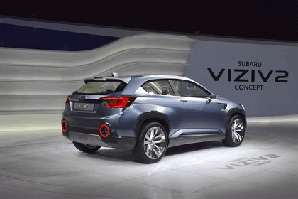 2014 Subaru Viziv 2 concept 15
