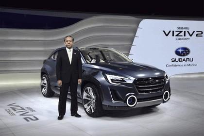 2014 Subaru Viziv 2 concept 16