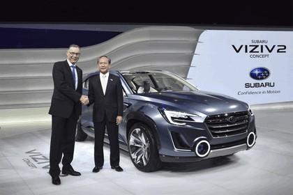 2014 Subaru Viziv 2 concept 17