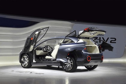 2014 Subaru Viziv 2 concept 18