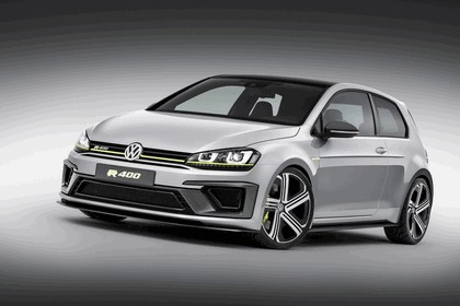 2014 Volkswagen Golf R 400 concept 1