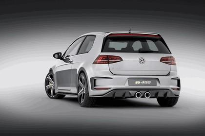 2014 Volkswagen Golf R 400 concept 4