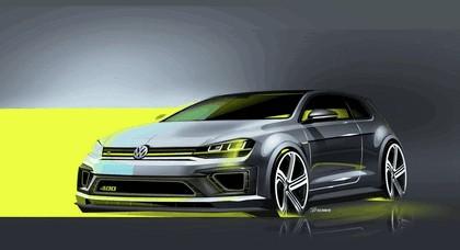 2014 Volkswagen Golf R 400 concept 10