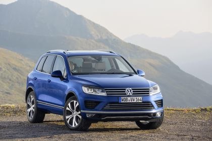 2014 Volkswagen Touareg 15